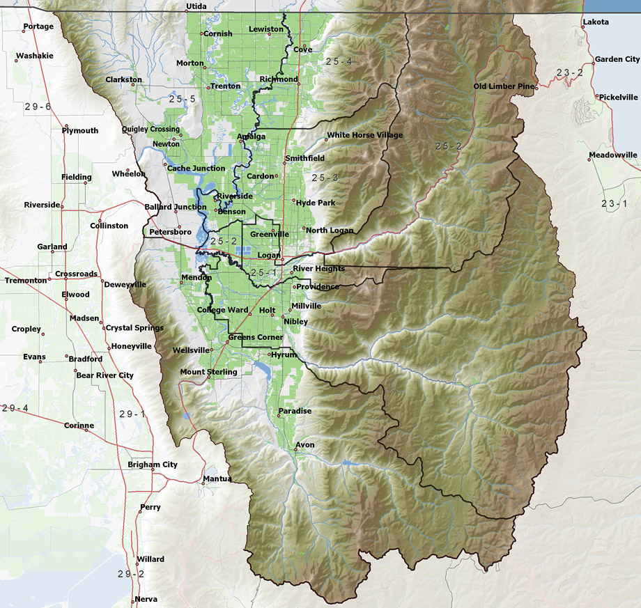 Area 25 Water Rights Policies